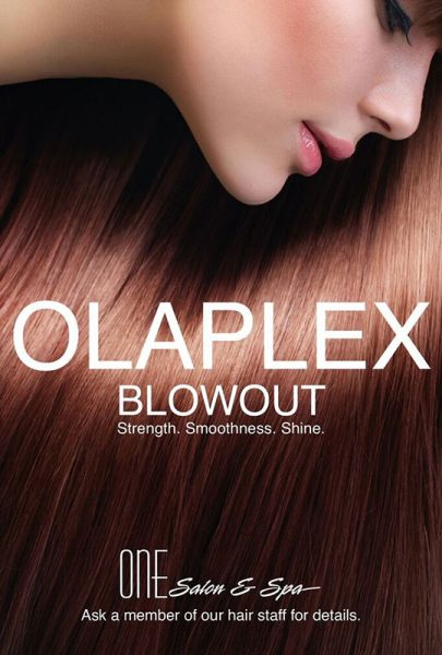 Olaplex-Blowout