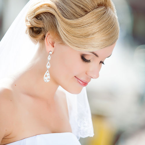 bridal services oakbrook salon