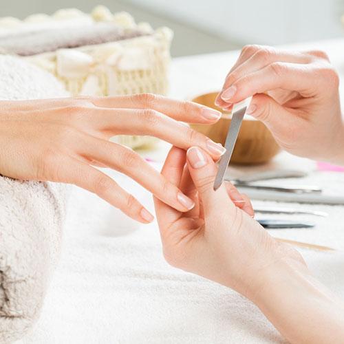 manicure services oakbrook salon